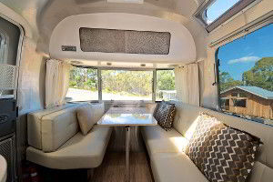Airstream table