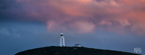 Bruny Island Lighthouse is the third lighthouse to be built in Tasmania after several shipwrecks. Completed in 1838