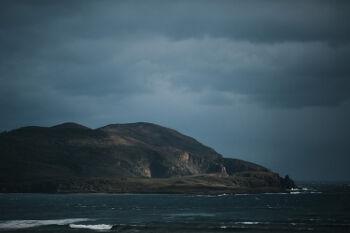 Cliffs at Cloudy Bay