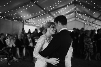 Josh and Shalissa dance