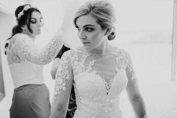 Shalissa pre wedding makeup
